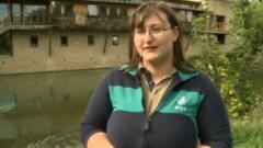 Emma Brand from Welney Wetland Centre