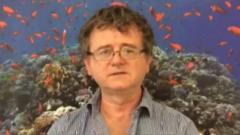 Professor Terry Hughes