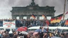 Berlin wall pic