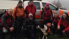 Wasdale Mountain Rescue Team