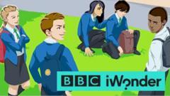 BBC anti-bullying image