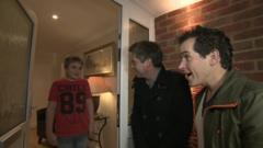 Alex, Dick and Dom