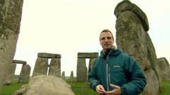 BBC journalist Richard Westcott