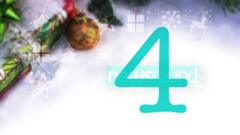 Advent calendar day 4