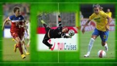 Women footballer