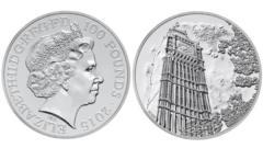 £100 coin