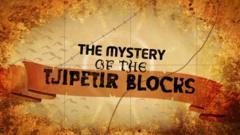 Tjipetir blocks