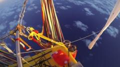 View from Two Eagles balloon