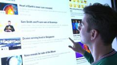 Ricky Boleto guides us through new Newsround website