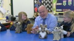Geoff Smith teaching virtues