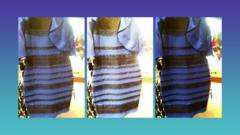 Blue and black dress pictures