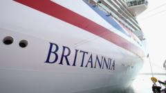 The ''Superliner'' The Britannia
