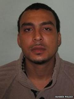 Pictured: The man wanted in connection with body found in