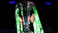 Six Nations trophy
