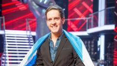 McCrorie has been crowned the winner of The Voice