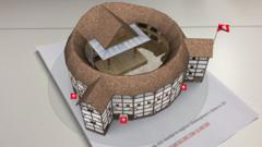 Shakespeare's Globe virtual