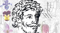 Portrait said to be William Shakespeare