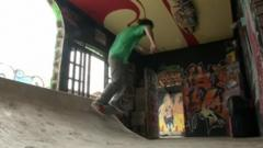 Skate home