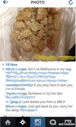 Instagram rocks