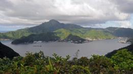 Pago-Pago, capital da Samoa Americana