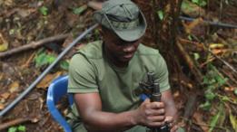 O guerrilheiro Camilo quer ser engenheiro