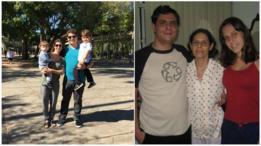 Família de Caio Abreu