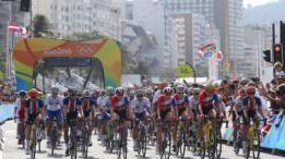 Prova de rua na Rio 2016