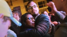 Colombianos acompanham resultado de referendo