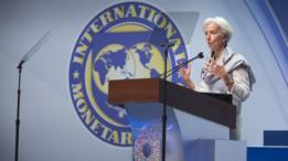 Diretora-gerente do FMI, Christine Lagarde; para instituição, economia brasileira deve continuar piorando
