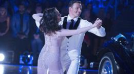 Ryan Lochte and Cheryl Burke