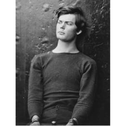 Retrato de Lewis Powell, que tentou matar o secretário de Estado americano William H. Seward em 1865