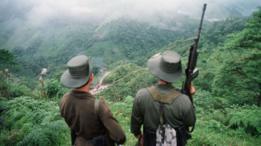 Guerrilheiros colombianos