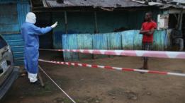 Epidemia de Ebola na Libéria