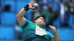 Atleta brasileiro compete na Paralimpíada do Rio