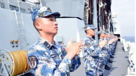 Los avances de Pekín en el disputado mar de China Meridional en medio de la pandemia de coronavirus