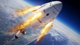 3 gráficos que explican la misión con la que SpaceX y la NASA inician una nueva era de los vuelos espaciales