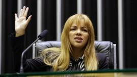 La diputada brasileña acusada de asesinar a su marido con ayuda de 7 de los 55 hijos de la pareja