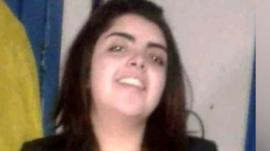 Ámbar Cornejo: la indignación en Chile por la muerte de una adolescente cuyo principal sospechoso es un doble asesino en libertad condicional