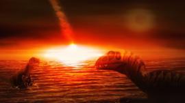 Así fue el último día de los dinosaurios después del impacto del meteorito que acabó con ellos