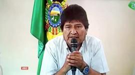 Evo Morales renuncia a la presidencia de Bolivia y denuncia un