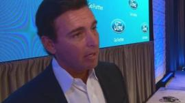 Ford chief executive Mark Fields