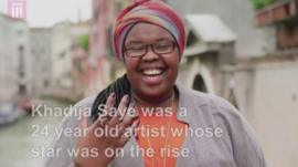 A BBC Three documentary was made about Khadija Saye before her death in the Grenfell Tower blaze.