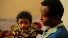 Abdul and his child