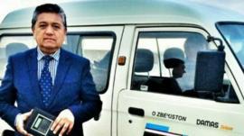 Uzbek selka olish qizlar