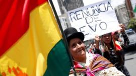 5 claves que explican por qué Evo Morales renunció a la presidencia de Bolivia