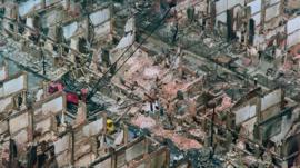 El día que la policía de Filadelfia bombardeó a sus propios vecinos