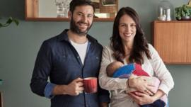 Six weeks after giving birth to her daughter Neve, the New Zealand prime minister discusses returning to work.