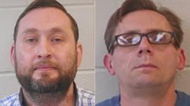 Los profesores de química acusados de fabricar metanfetamina (como en Breaking Bad)