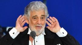 Otras 11 mujeres acusan al tenor Plácido Domingo de acoso sexual