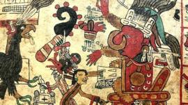 Cuál es el significado del códice Tonalámatl de Aubin, el documento prehispánico que fue robado a Francia para ser devuelto a México